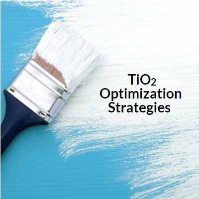 TiO2 Optimization Strategies