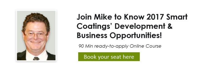 Smart Coatings 2017 Opportunities