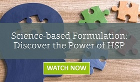 Science-based Formulation: Discover the Power of HSP
