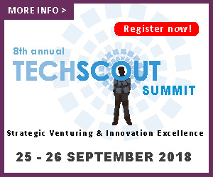 ENG's TECHSCOUT 2018: Strategic Venturing & Innovation Excellence