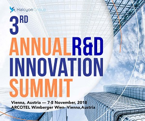 Halcyon Group 3rd R&D Innovation Summit