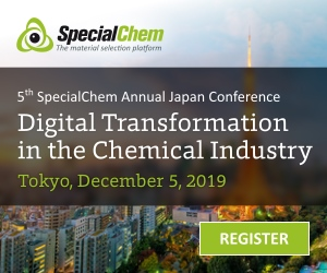 5th SpecialChem Annual Japan Conference - Digital Transformation in the Chemical Industry