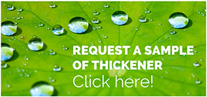 Request a sample of thickener