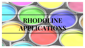 Rhodoline applications