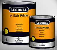 Lesonal launches environmentally aware 1K Etch Primer
