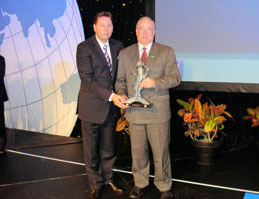 BASF Coatings honored by General Motors as 2006 Supplier of the Year