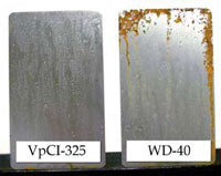 VpCI™-325 is a biodegradable oil based product that provides an outstanding replacement for products containing petroleum istillates