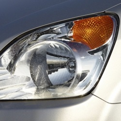 Automotive headlamp FSI
