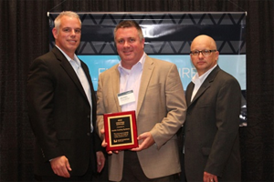 Worthington Industries Certified Supplier Award