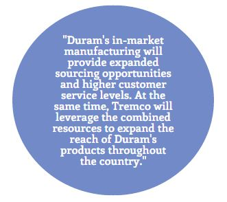 Duram RPM Acquisition