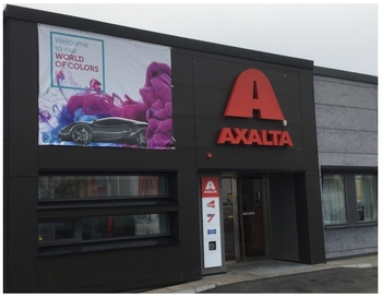 Axalta Opens New Refinish Academy Nordic in Sweden for Innovative Products