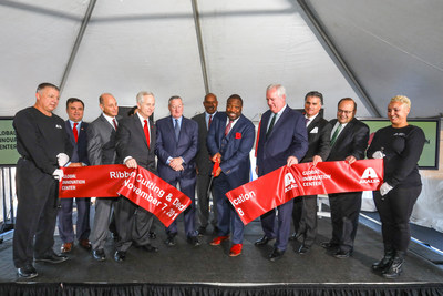Axalta ribbon cutting philadelphia