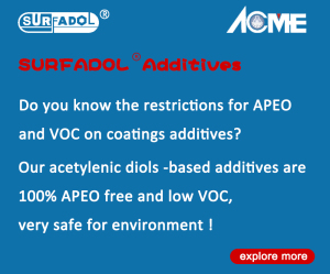 SURFADOL Additives for Wetting Agents & Defoamers