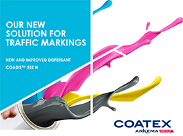 Coadis 352 N Our new solution for Traffic marketings