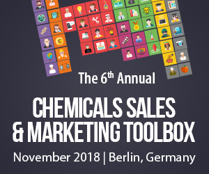 Chemical Sales and Marketing Toolbox