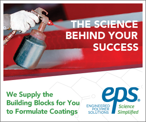 EPS building blocks to formulate coatings