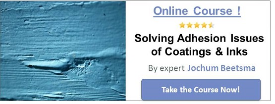 Solving Adhesion Issues of Coatings & Inks
