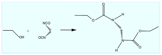 Reaction of ISocyanate with OH Functionality
