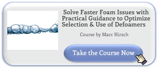 Solving Foam Issues with Optimal Defoamers Selection